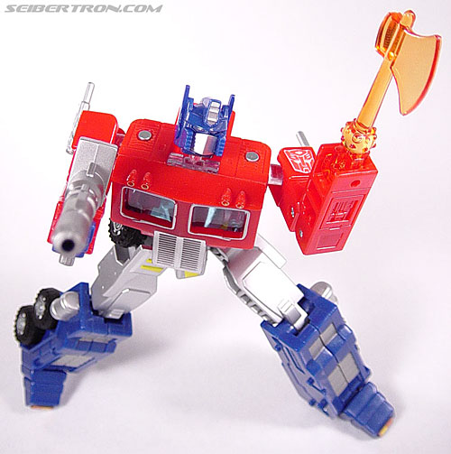 Transformers Robot Masters Optimus Prime (G1 Convoy) (Image #51 of 71)