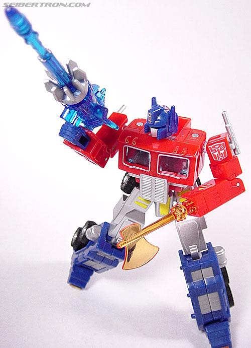 Transformers Robot Masters Optimus Prime (G1 Convoy) (Image #52 of 71)