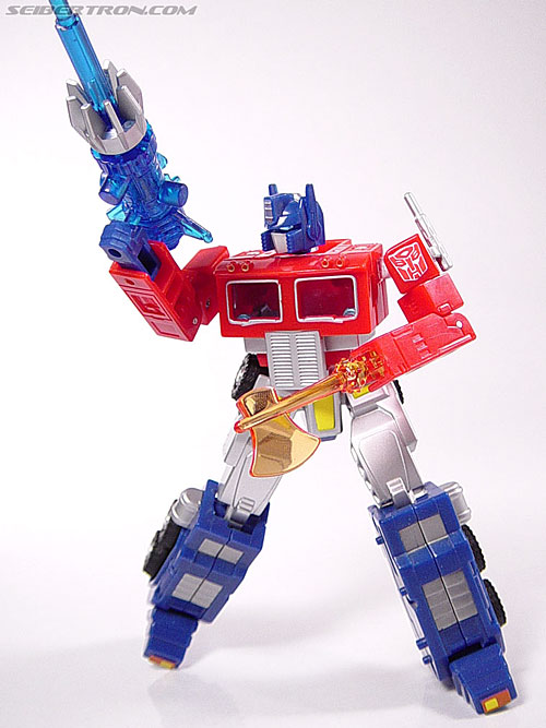 Transformers Robot Masters Optimus Prime (G1 Convoy) (Image #53 of 71)