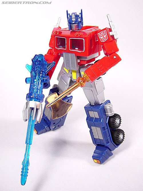 Transformers Robot Masters Optimus Prime (G1 Convoy) (Image #54 of 71)
