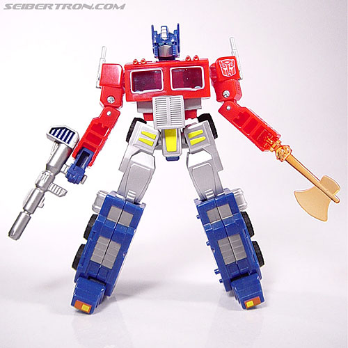 Transformers Robot Masters Optimus Prime (G1 Convoy) (Image #57 of 71)
