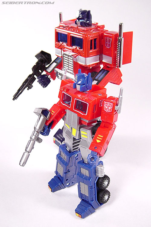 Transformers Robot Masters Optimus Prime (G1 Convoy) (Image #59 of 71)