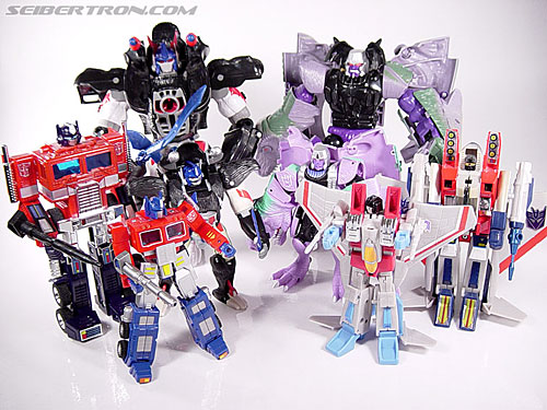 Transformers Robot Masters Optimus Prime (G1 Convoy) (Image #63 of 71)