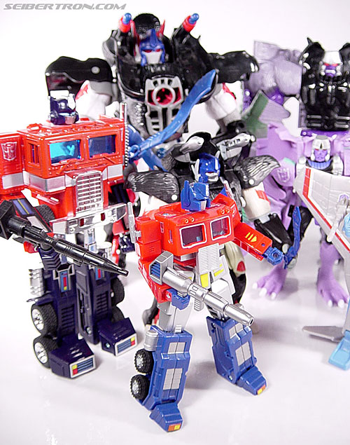 Transformers Robot Masters Optimus Prime (G1 Convoy) (Image #65 of 71)