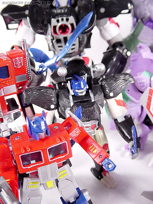 Transformers Robot Masters Optimus Prime (G1 Convoy) (Image #66 of 71)