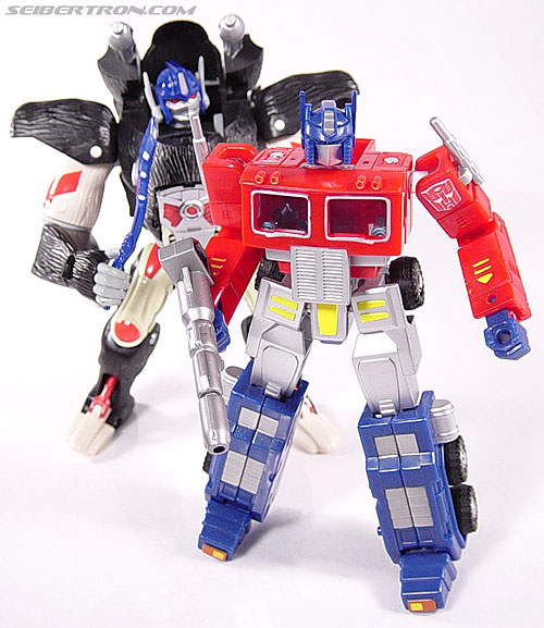 Transformers Robot Masters Optimus Prime (G1 Convoy) (Image #68 of 71)