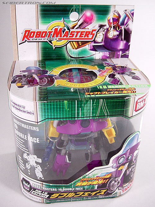 Transformers Robot Masters Double Face (Image #1 of 72)