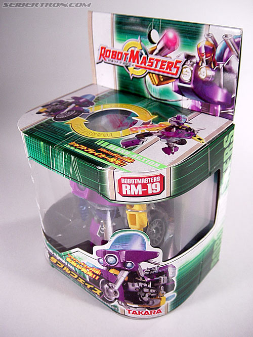 Transformers Robot Masters Double Face (Image #9 of 72)