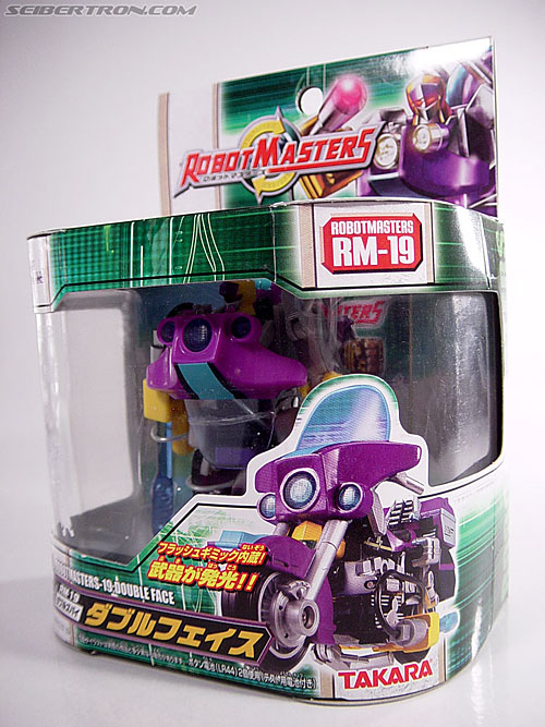 Transformers Robot Masters Double Face (Image #10 of 72)