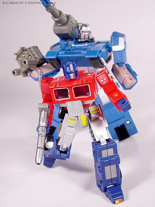 Transformers Robot Masters Reverse Convoy / Rebirth Megatron (Image #116 of 116)