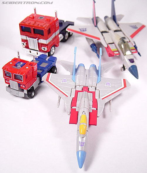 Transformers Robot Masters Starscream (Image #20 of 71)