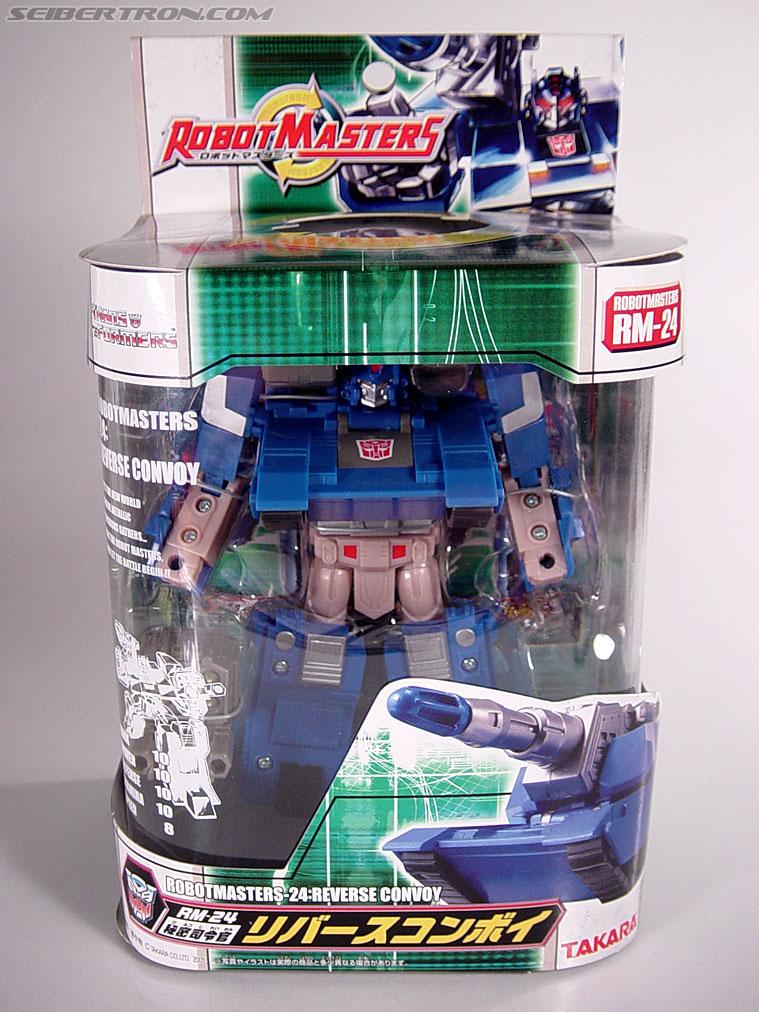 Transformers Robot Masters Reverse Convoy / Rebirth Megatron (Image #1 of 116)