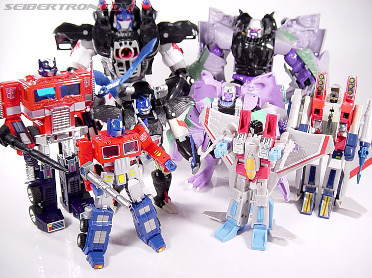 Transformers Robot Masters Starscream (Image #67 of 71)