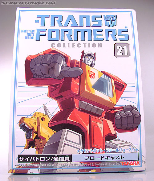 Transformers Collection Blaster (Broadcast)  (Reissue) (Image #7 of 137)