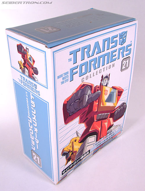 Transformers Collection Blaster (Broadcast)  (Reissue) (Image #8 of 137)