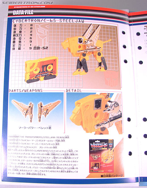 Transformers Collection Blaster (Broadcast)  (Reissue) (Image #32 of 137)