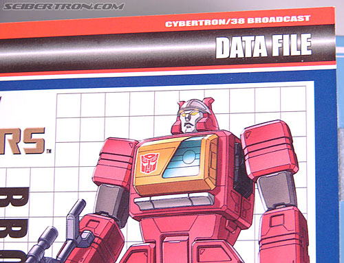Transformers Collection Blaster (Broadcast)  (Reissue) (Image #34 of 137)