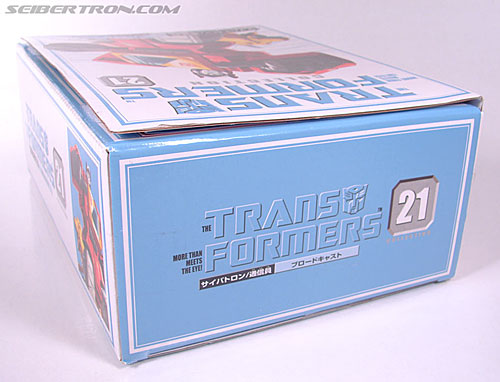 Transformers Collection Blaster (Broadcast)  (Reissue) (Image #39 of 137)