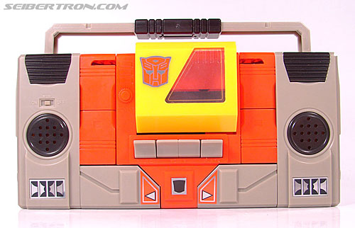 Transformers Collection Blaster (Broadcast)  (Reissue) (Image #40 of 137)
