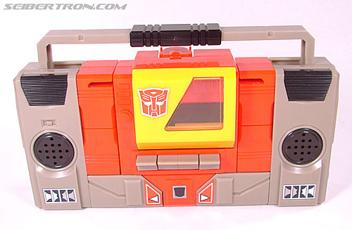 Transformers Collection Blaster (Broadcast)  (Reissue) (Image #41 of 137)