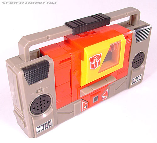 Transformers Collection Blaster (Broadcast)  (Reissue) (Image #42 of 137)