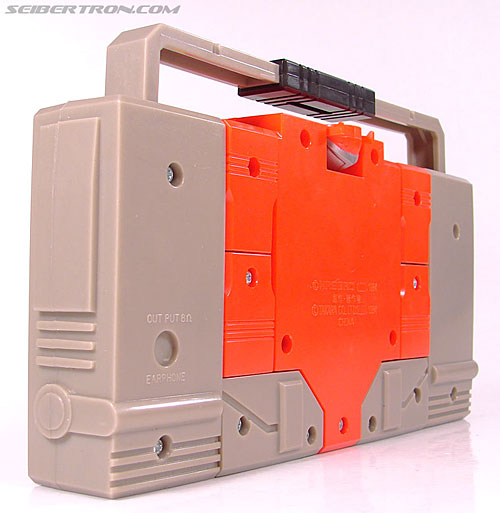 Transformers Collection Blaster (Broadcast)  (Reissue) (Image #46 of 137)