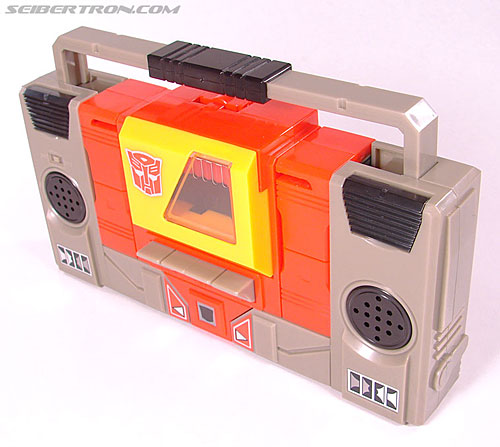 Transformers Collection Blaster (Broadcast)  (Reissue) (Image #52 of 137)