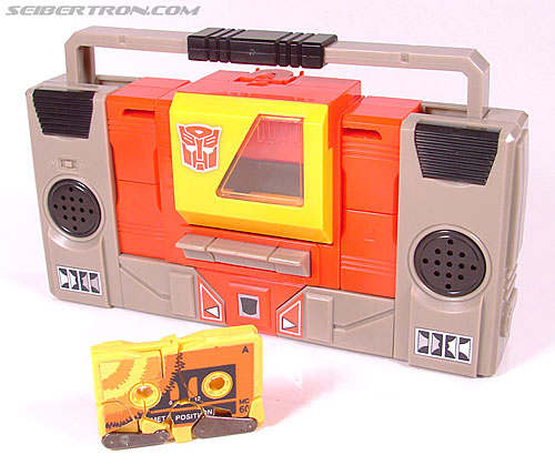 Transformers Collection Blaster (Broadcast)  (Reissue) (Image #55 of 137)