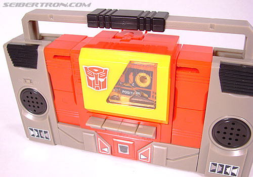 Transformers Collection Blaster (Broadcast)  (Reissue) (Image #56 of 137)