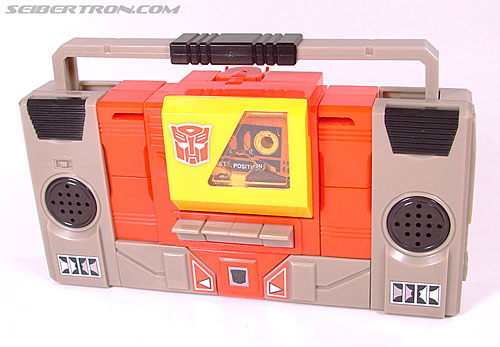 Transformers Collection Blaster (Broadcast)  (Reissue) (Image #57 of 137)