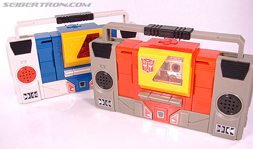 Transformers Collection Blaster (Broadcast)  (Reissue) (Image #58 of 137)