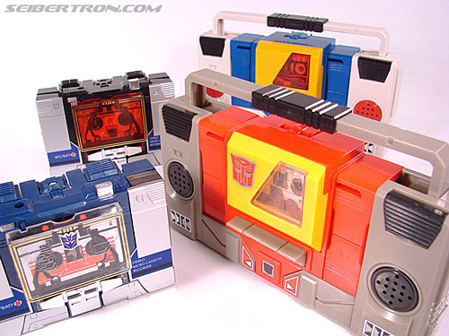 Transformers Collection Blaster (Broadcast)  (Reissue) (Image #61 of 137)