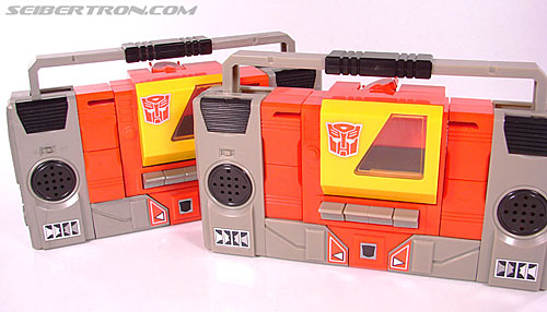 Transformers Collection Blaster (Broadcast)  (Reissue) (Image #62 of 137)