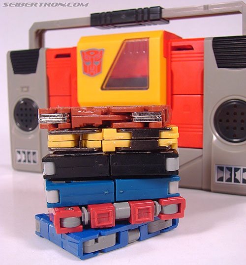 Transformers Collection Blaster (Broadcast)  (Reissue) (Image #66 of 137)