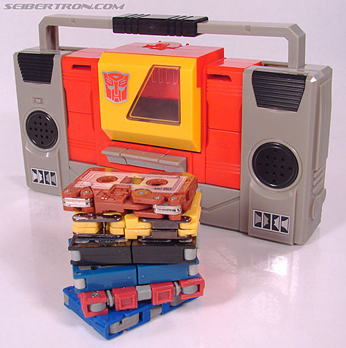 Transformers Collection Blaster (Broadcast)  (Reissue) (Image #67 of 137)