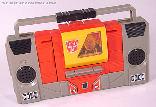 Transformers Collection Blaster (Broadcast)  (Reissue) (Image #71 of 137)