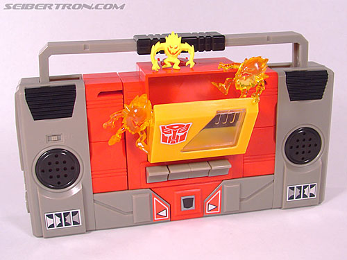 Transformers Collection Blaster (Broadcast)  (Reissue) (Image #72 of 137)