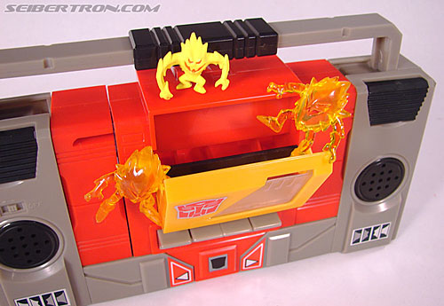 Transformers Collection Blaster (Broadcast)  (Reissue) (Image #73 of 137)