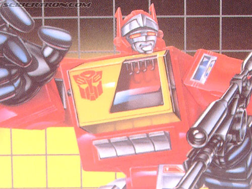 Transformers Collection Blaster (Broadcast)  (Reissue) (Image #76 of 137)
