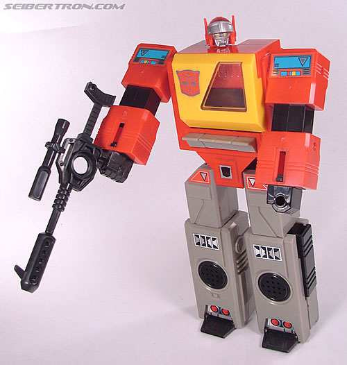 Transformers Collection Blaster (Broadcast)  (Reissue) (Image #78 of 137)