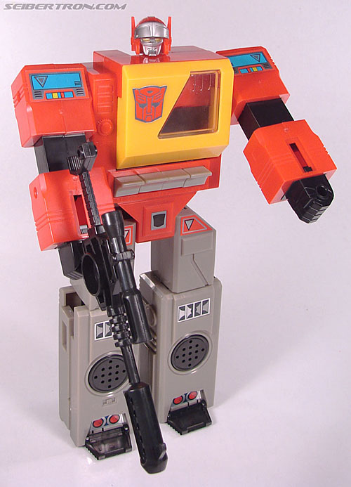 Transformers Collection Blaster (Broadcast)  (Reissue) (Image #79 of 137)