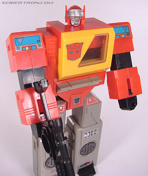 Transformers Collection Blaster (Broadcast)  (Reissue) (Image #80 of 137)