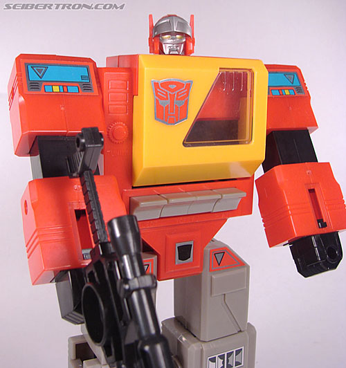 Transformers Collection Blaster (Broadcast)  (Reissue) (Image #83 of 137)