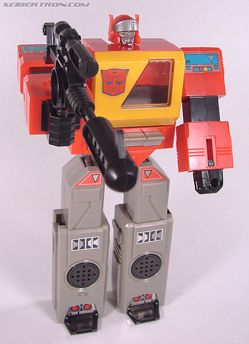 Transformers Collection Blaster (Broadcast)  (Reissue) (Image #89 of 137)