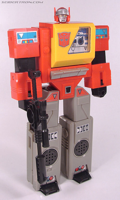 Transformers Collection Blaster (Broadcast)  (Reissue) (Image #91 of 137)