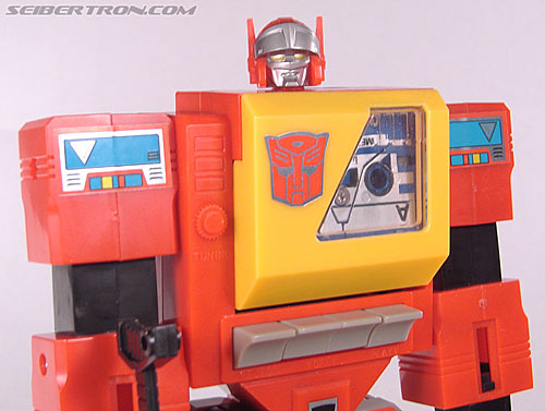 Transformers Collection Blaster (Broadcast)  (Reissue) (Image #92 of 137)