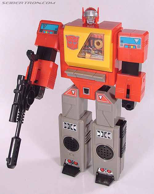 Transformers Collection Blaster (Broadcast)  (Reissue) (Image #93 of 137)