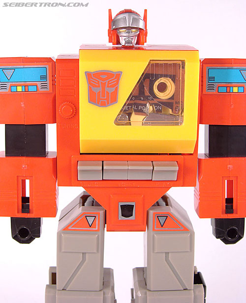 Transformers Collection Blaster (Broadcast)  (Reissue) (Image #99 of 137)