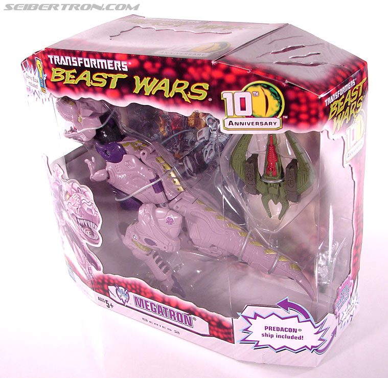 Transformers Beast Wars (10th Anniversary) Megatron (Image #14 of 109)