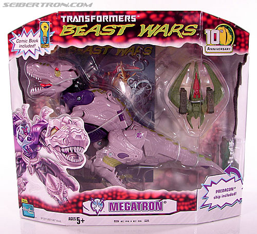 Transformers Beast Wars (10th Anniversary) Megatron (Image #1 of 109)